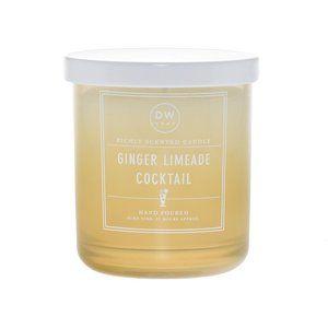 DW Home GINGER LIMEADE COCKTAIL Candle 9.3 oz Jar